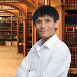 TS. ĐINH VIỆT HÒA - Chủ tịch Hiệp hội khởi nghiệp