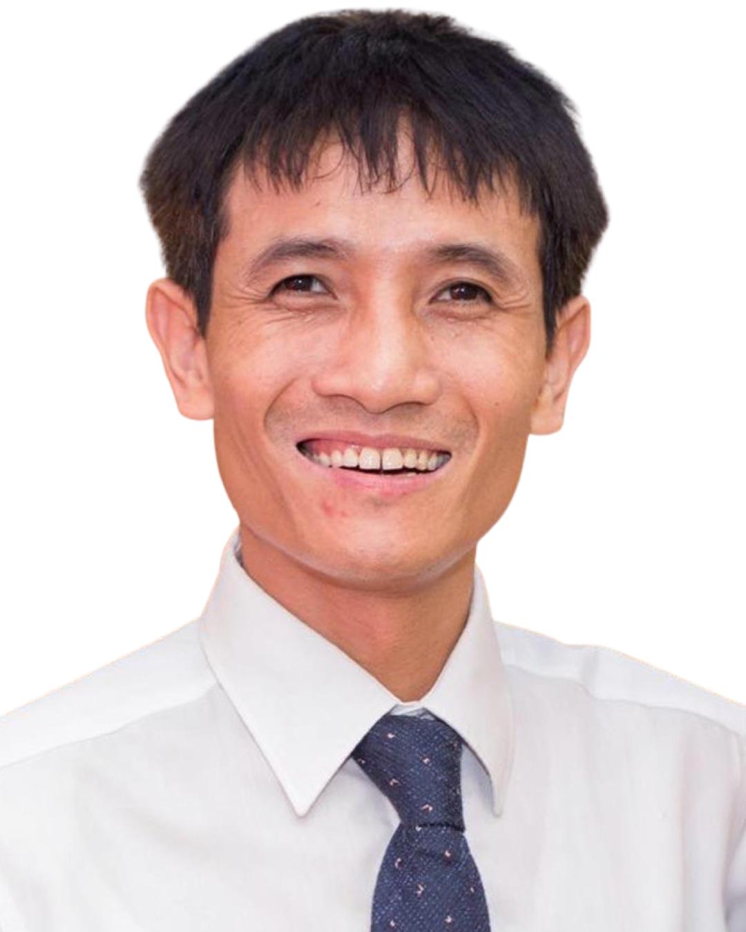 TS.Đinh Việt Hòa